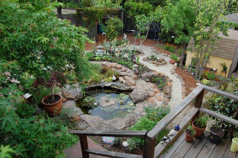 Jillian Steinberger garden design